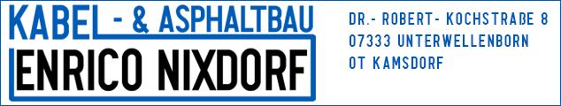 Kabel und Aspahltbau Nixdorf